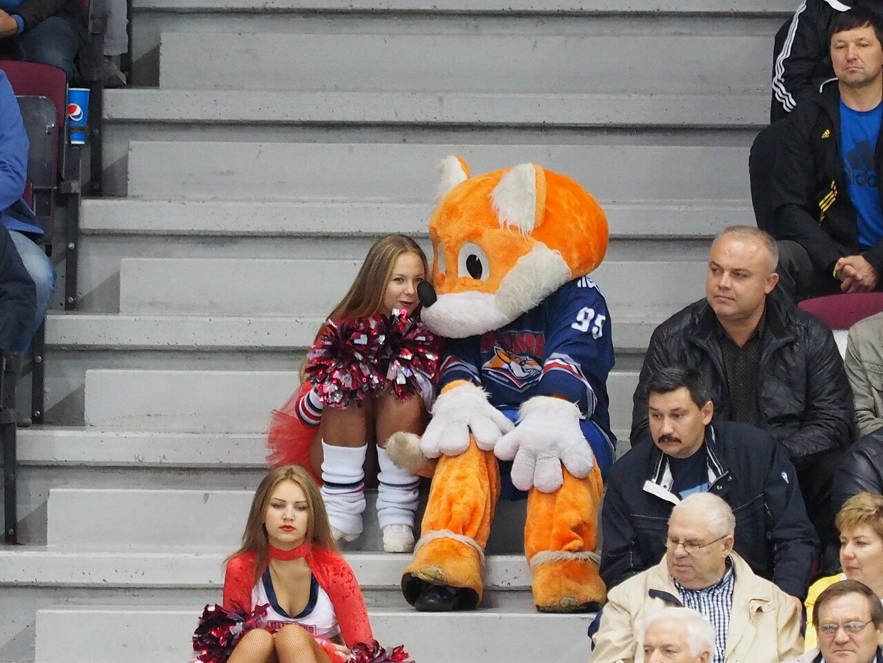 26Металлург - Сибирь 18.09.2015