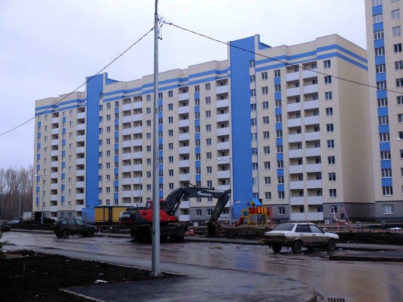 пл. Куйбышева, чапаевская, ЖК Волгарь 315.JPG