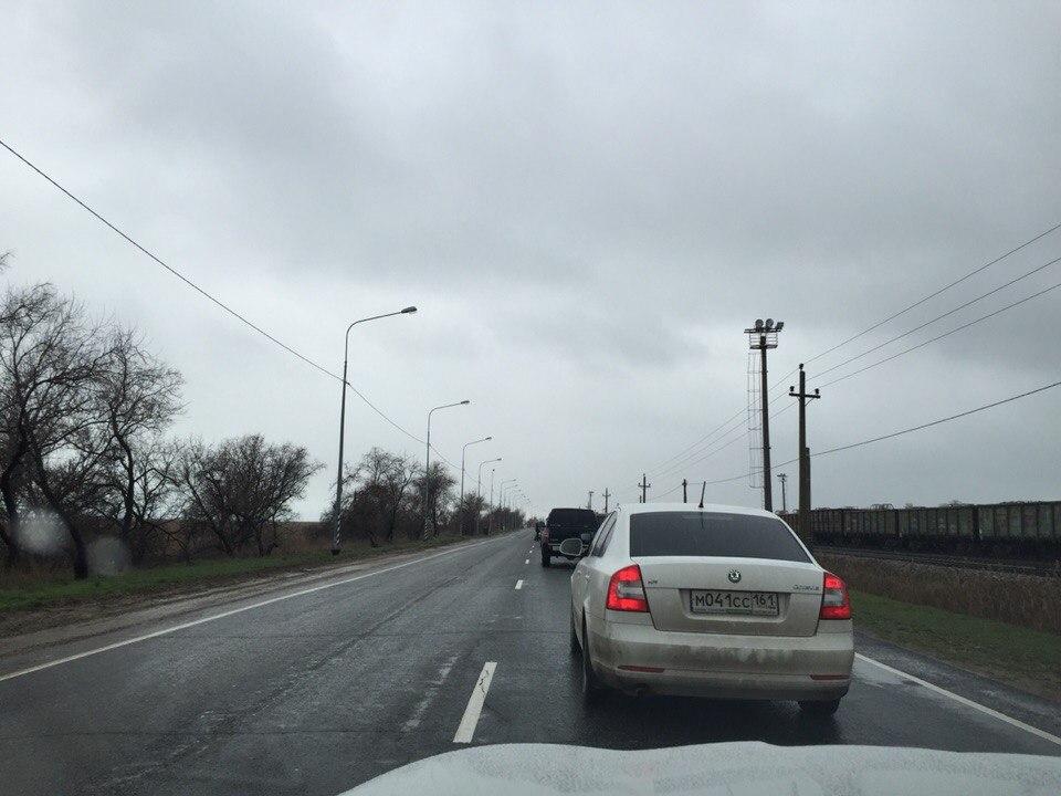 Переправа Керчь - Порт Кавказ