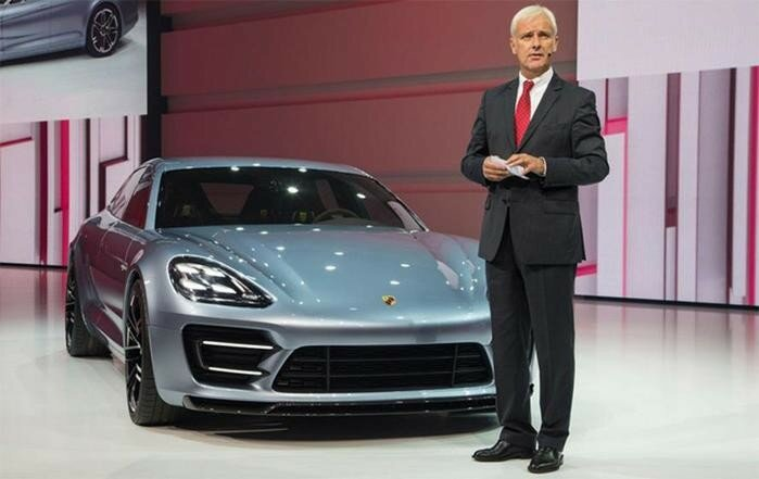 Руководитель Porsche Маттиас Мюллер стал главой концерна Volkswagen