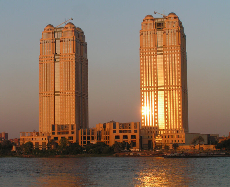 Город Башен в Каире