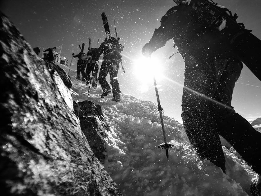 Финалист в категории «Playground». Альпинист Wiz Fineron на скале в Национальном парке Грампианс в А