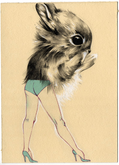 Графика Джона Райана Солиса (11 фото)