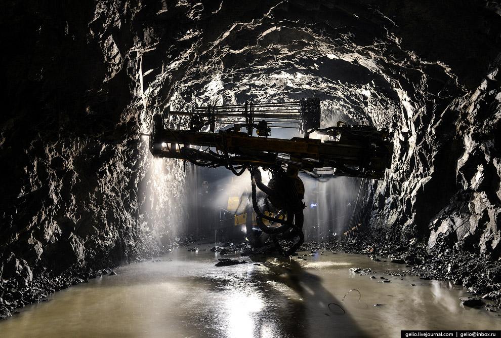 31. «Сибирь-Полиметаллы» было создано в 1998 году с целью возрождения добычи полиметаллических руд н