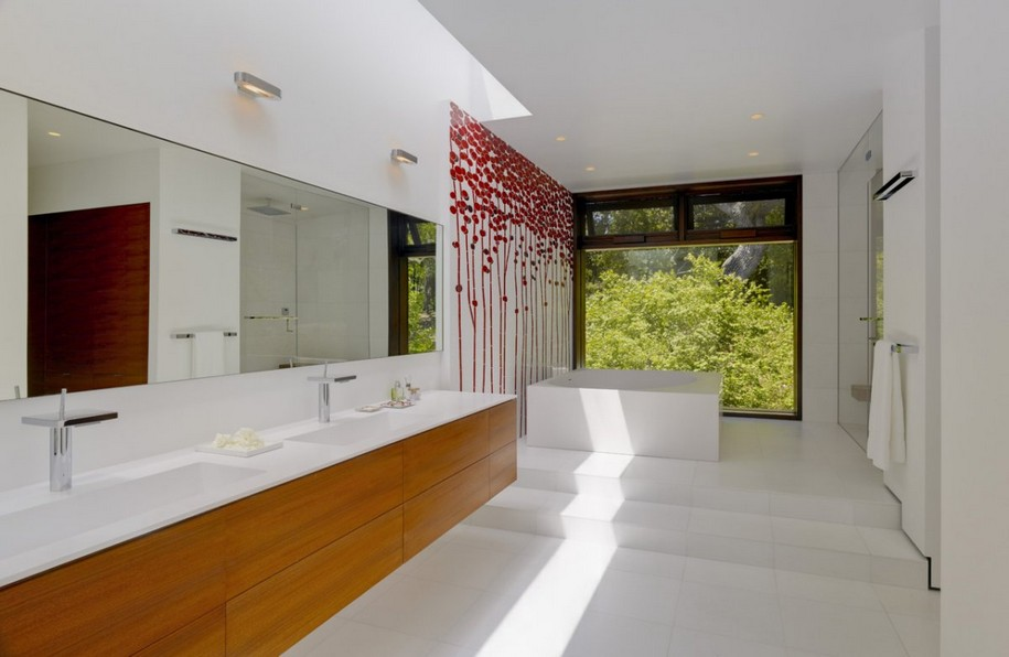 OZ Residence в Силиконовой Долине от Swatt Miers Architects
