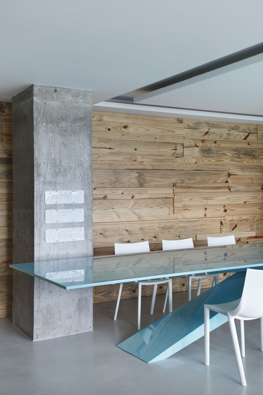 Дизайн интерьера квартиры от Guilherme Torres в Бразилии