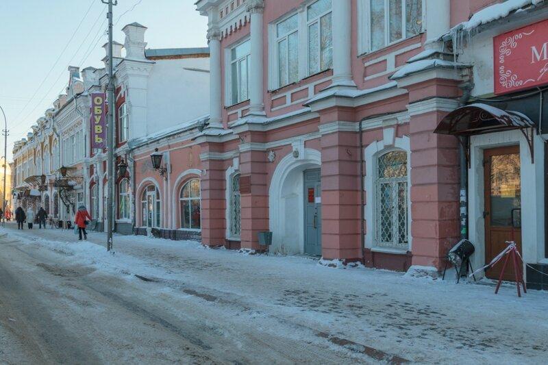 Застройка вдоль проспекта Победы, Вологда