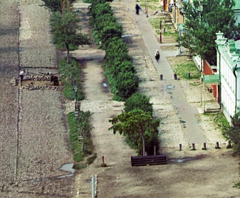 Рязань. Общий вид с колокольни Успенского собора с северо-запада3.jpg