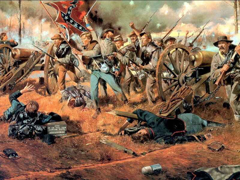 confederate emancipation thesis