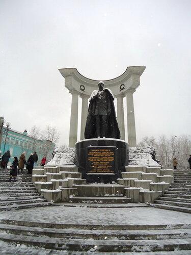 г Москва. Памятник Александру Второму