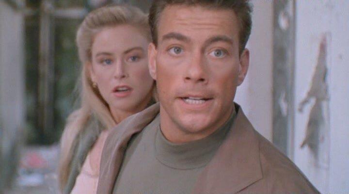Двойной удар - Double Impact (1991) DVDRip