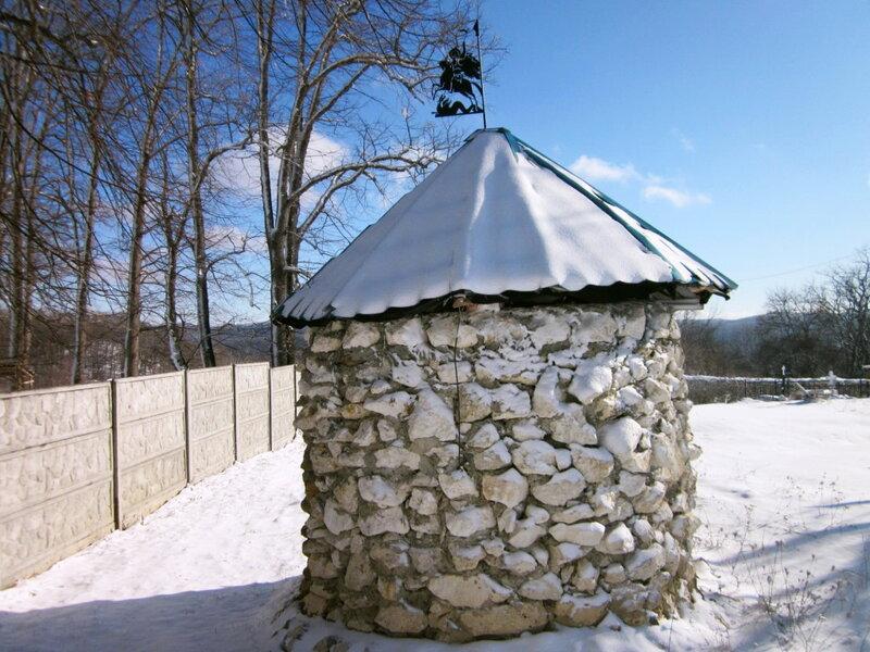 Фотограф Александр Кобезский, Кавказ, 2 января 2012