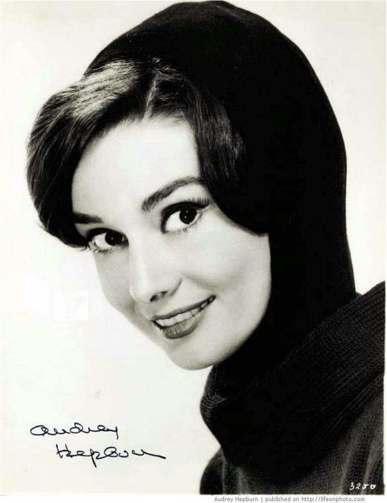 Одри Хепбёрн (Audrey Hepburn)