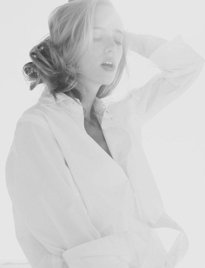 Eliza Sys / Элиза Сис, фотограф Yiorgos Mavropoulos в журнале The Ones 2 Watch