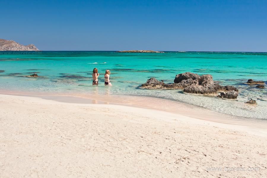 Пляж Элафониси | Elafonisi Beach