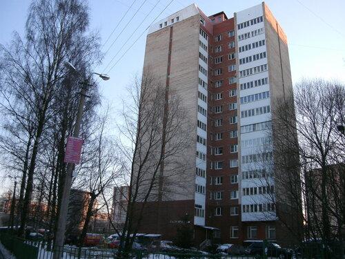 ул. Академика Константинова 8к2