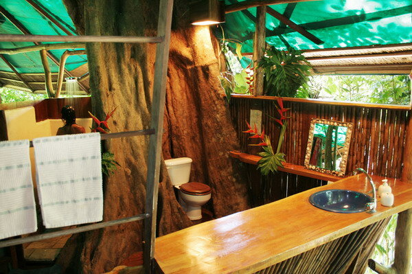 Отель Costa Rica Tree House Lodge. Коста-Рика
