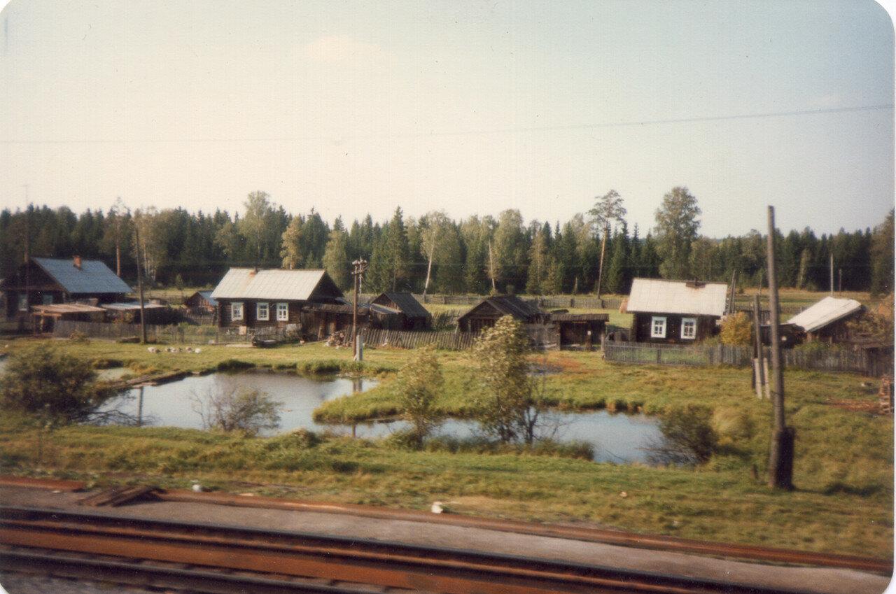 25. Сибирские избы