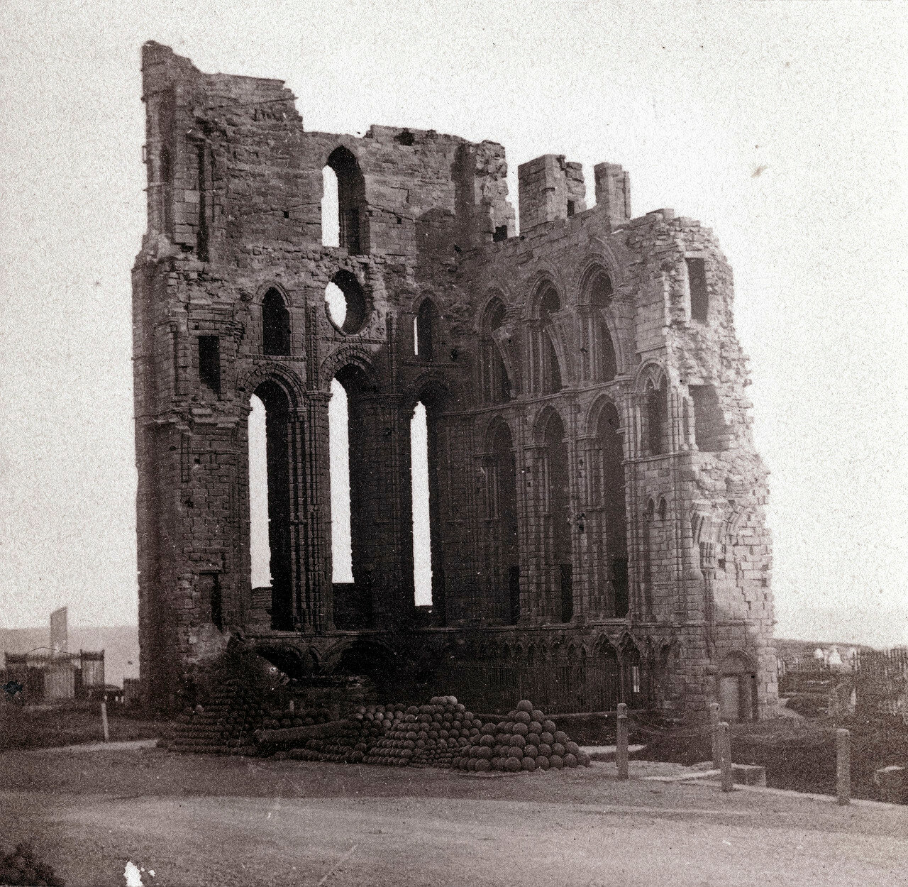 Приорат Тайнмаут. Великобритания, 1864