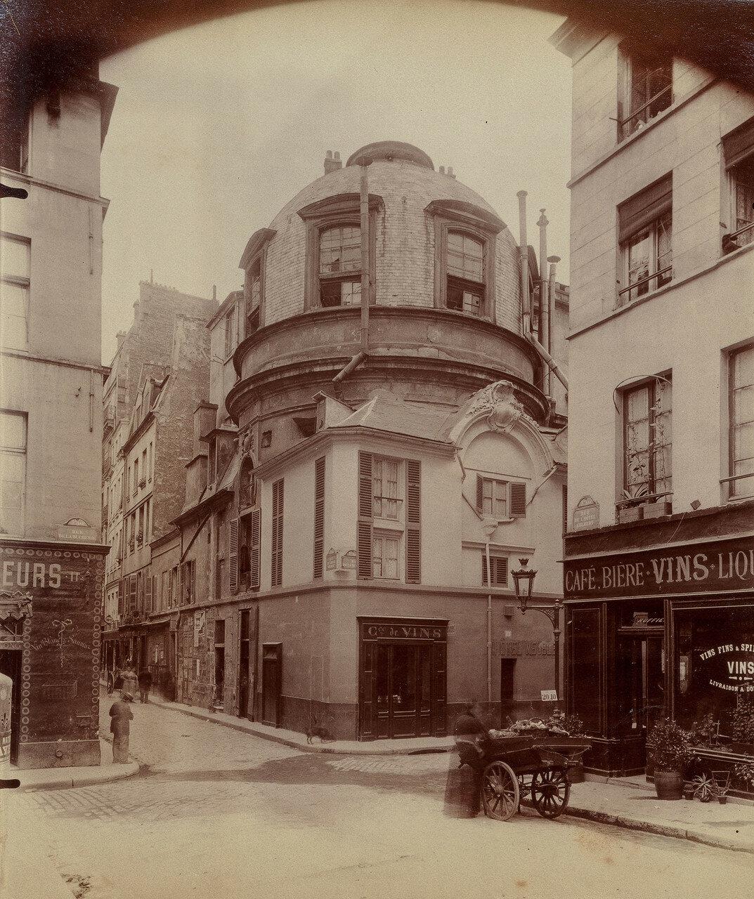 1899-1900. Отель Кольбер