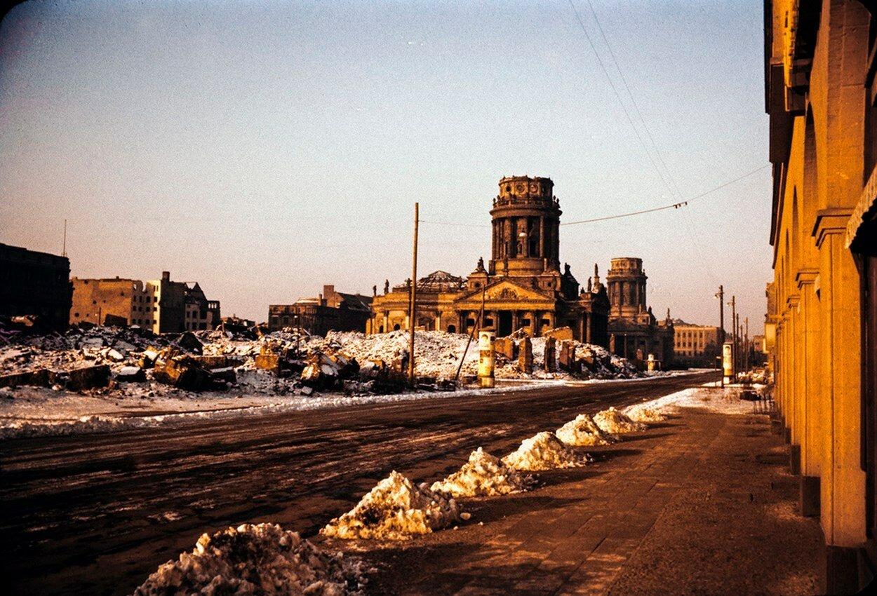 11. Зима, 1956