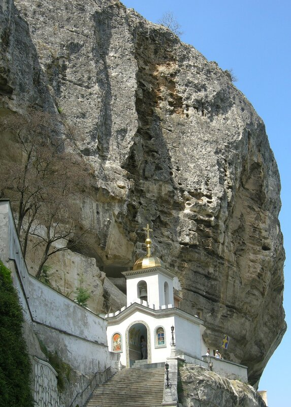 Успенский монастырь в Бахчисарае
