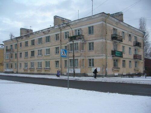 ул. Лётчика Пилютова 34
