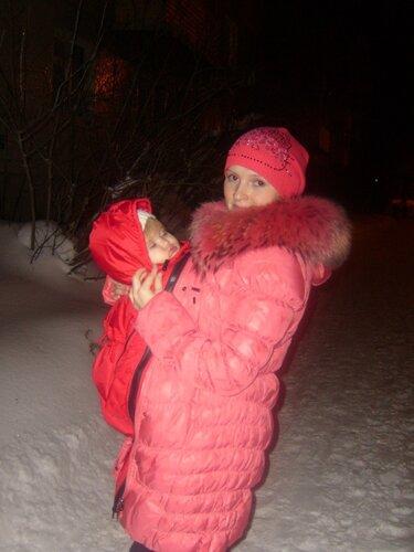 Мама Юля, дочка Настенька 1 год и 1 месяц, г. Великие Луки, Псковская область