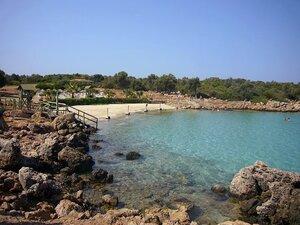 Пляж Кллеопатры