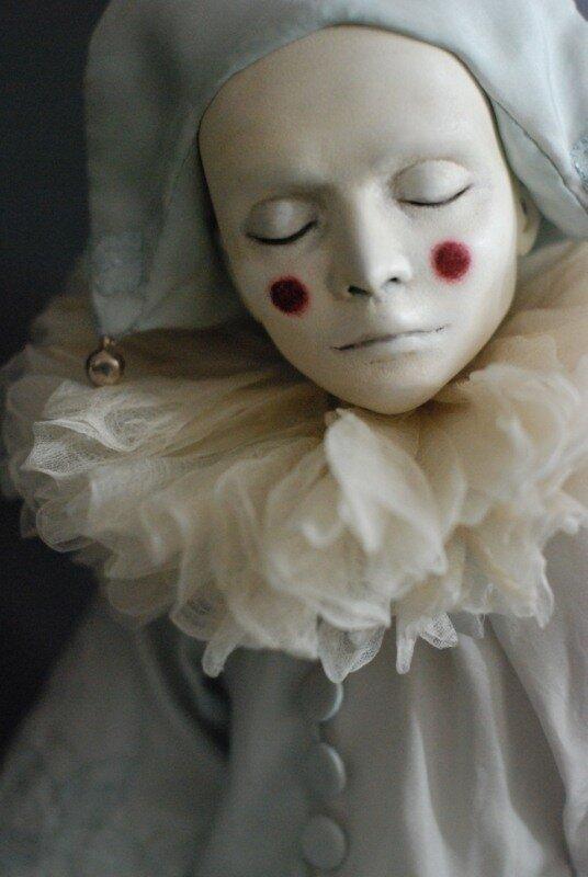 Куклы из гипса