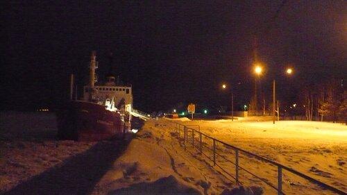 В Архангельске. Набережная Северной Двины