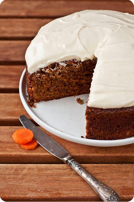 морковный торт - sweetlady