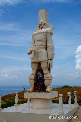 калиакра, болгария, путешествие, адмирал ушаков