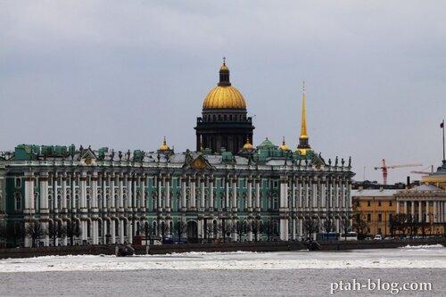 петербург, зимний дворец
