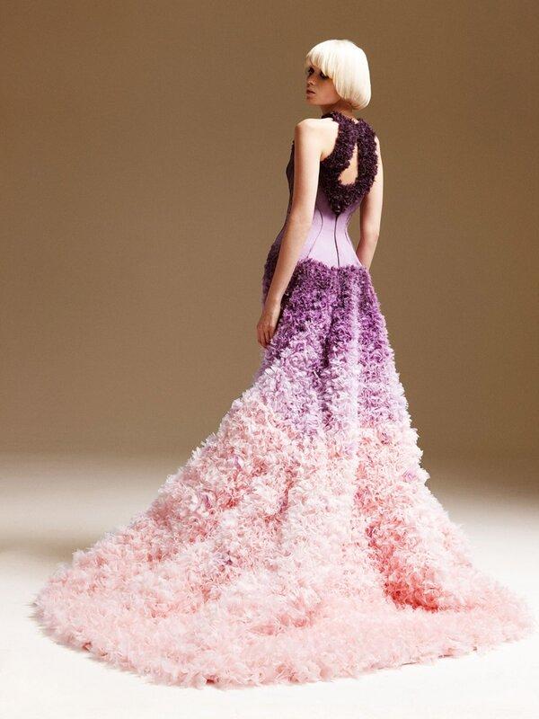 колекции свадебных платьев 2007
