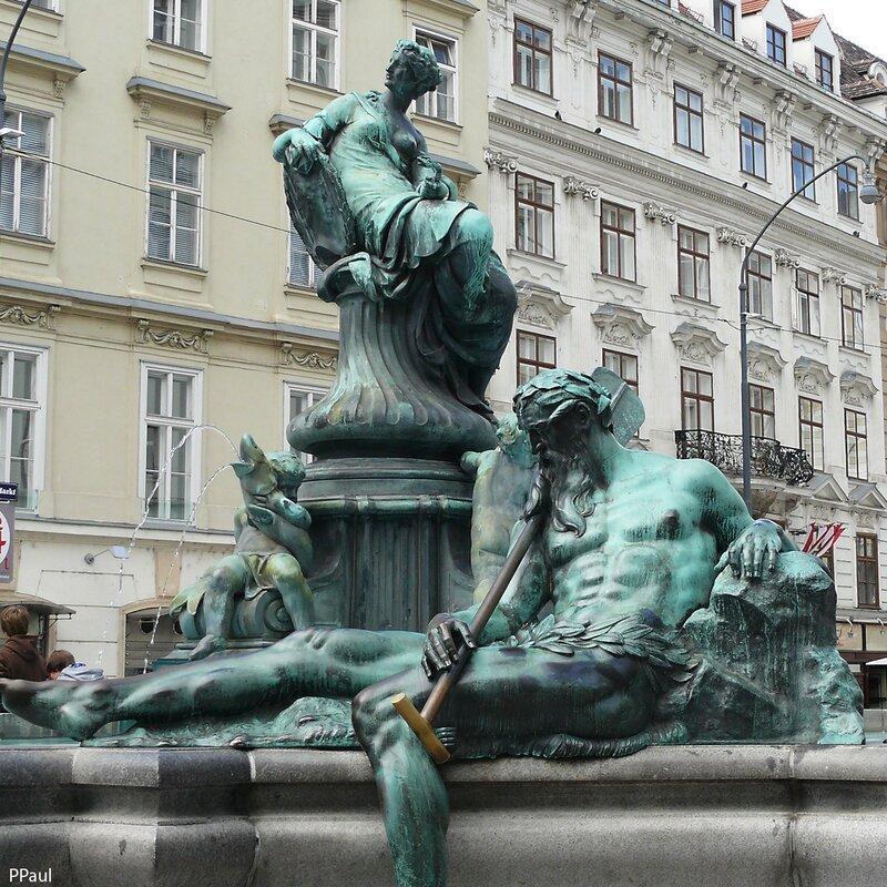 По улицам Вены...