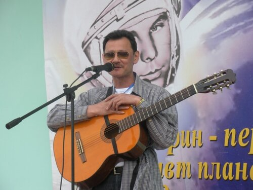 Владимир Бегунов. Фото В. Ножкина