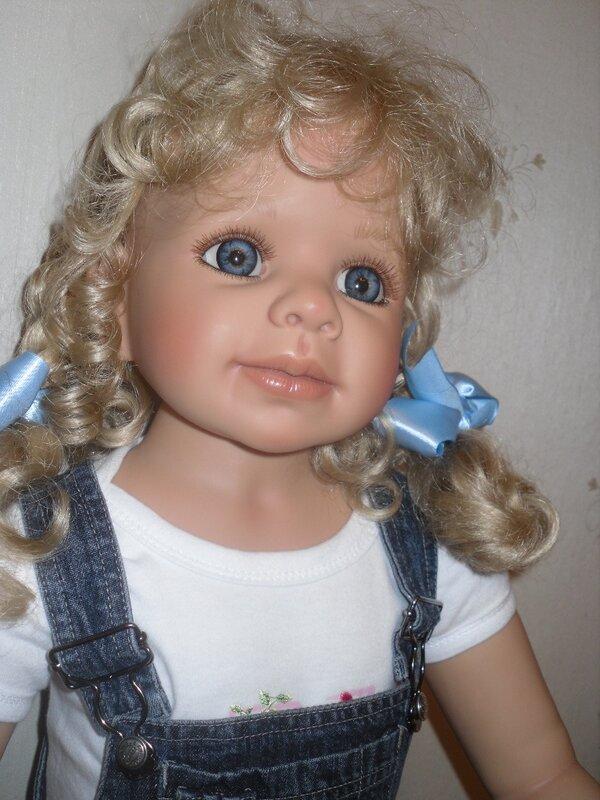 Новенькие! Приглашаем на знакомство! Моя коллекция кукол