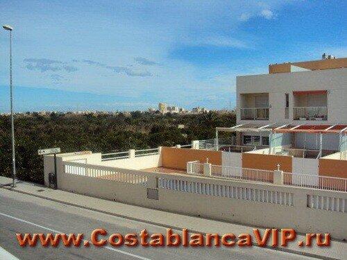 таунхаус в Мирамар, таунхаус в Miramar, CostablancaVIP, недвижимость в Испании, таунхаус в Испании, Коста Бланка