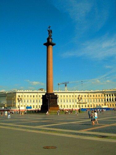 Главная площадь города