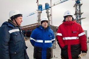 Замминистра транспорта РФ проинспектировал объекты Саммита АТЭС-2012 во Владивостоке
