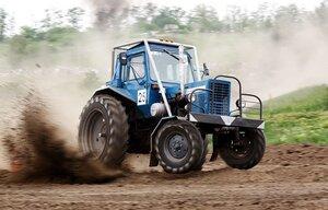 На ярмарке «Агротехнологии-2011» селянам вручат тракторы