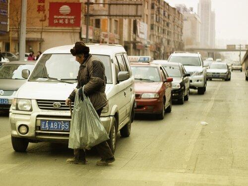 Социальное расслоение, Мой Китай, photo by WTiggA