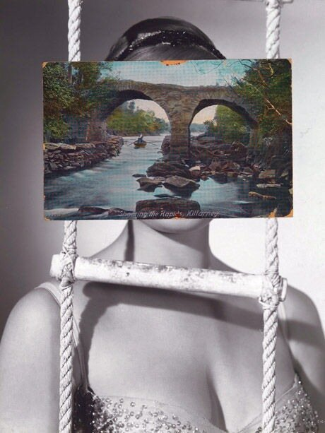 Collages by John Stezaker