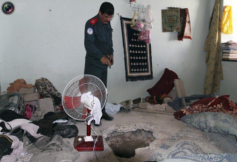 AFGHANISTAN-PRISON/