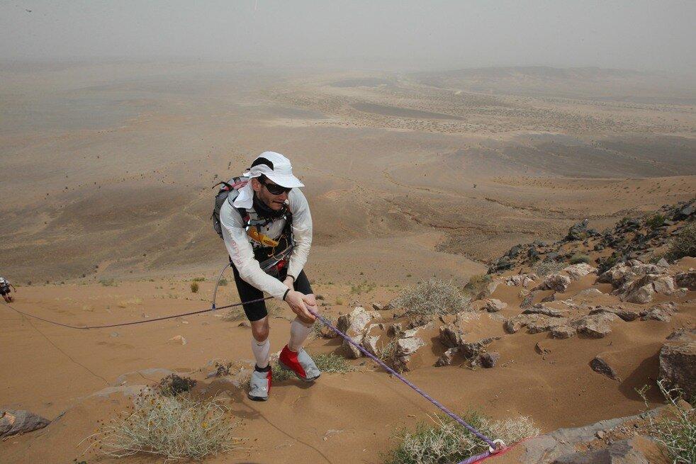 MOROCCO-MARATHON-SAHARA-SAND