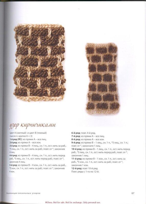 1. книги Объемное вязание: Создаем дизайнерские вещи - Ники Эпстайн.