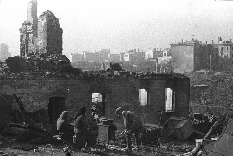 освобождение Смоленска, оккупация Смоленска, немецкая оккупация