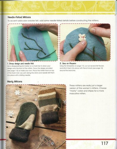 30 Sweet felted projects