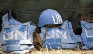 Украина просит международное сообщество ввести миротворцев